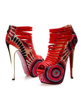 fashion-designer-shoes-with-waterproof-taiwan-fine-with-ultra-high-fish-mouth-roman-women-sandals-free-shipping by ali-express
