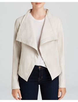 lillian-faux-leather-drape-jacket by bb-dakota