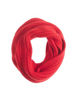 chunky-ribbed-scarf by jcrew