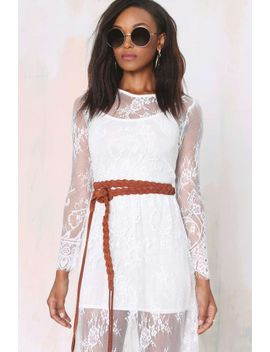 ada-maria-braided-leather-wrap-belt by nasty-gal