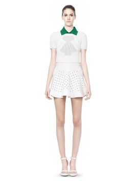 exclusive-optical-mesh-polo by alexander-wang