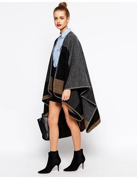 new-look-blanket-stitch-cape by new-look