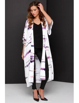 somedays-lovin-the-sun-sets-ivory-print-kimono-top by somedays-lovin