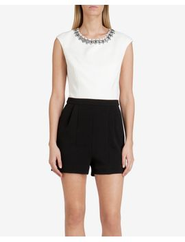 embellished-neck-romper by ted-baker