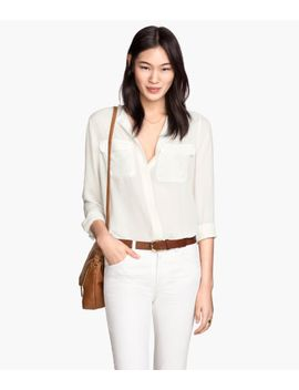 airy-blouse by h&m
