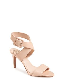 casara-snake-embossed-leather-sandal by vince-camuto