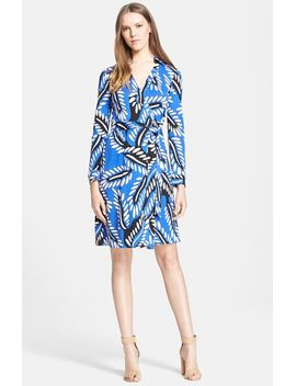 new-jeanne-2-print-silk-jersey-wrap-dress by diane-von-furstenberg