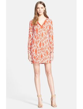 reina-print-silk-jersey-sheath-dress by diane-von-furstenberg