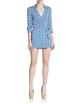 celest-printed-short-wrap-jumpsuit by diane-von-furstenberg
