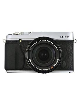 fujifilm-x-e2-compact-system-digital-camera-kit-16mp-with-30-inch-lcd---body-only-(silver) by fujifilm