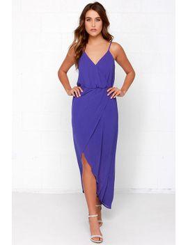 wrap-it-up-royal-blue-maxi-dress by lush