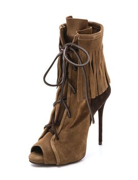suede-fringe-booties by giuseppe-zanotti