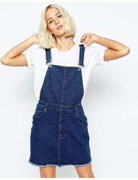 cheap-monday-dungaree-dress by -cheap-monday-