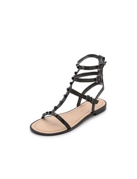 georgina-studded-sandals by rebecca-minkoff