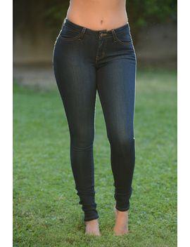 classic-mid-rise-skinny-jeans---dark-blue by fashion-nova