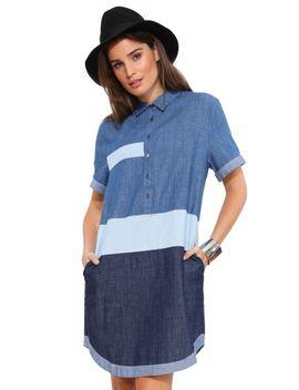 stella-denim-shirt-dress by necessary-clothing