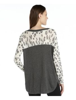 charcoal-leopard-print-colorblocked-knit-sweater by taylor
