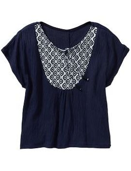 girls-dolman-sleeve-crinkle-jersey-tops by old-navy