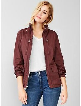 utility-hooded-jacket by gap