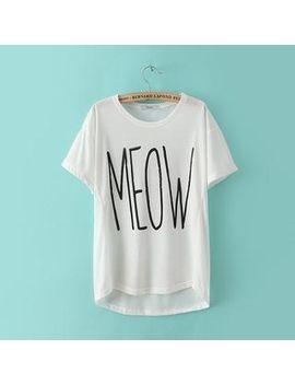 short-sleeved-print-t-shirt by jvl
