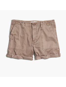 cutoff-fatigue-shorts by madewell
