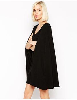 lavish-alice-cape-shift-dress by lavish-alice