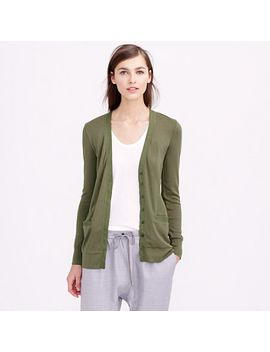 perfect-fit-mixed-tape-cardigan by jcrew