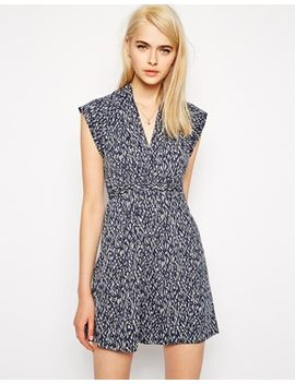 french-connection-tie-waist-dress by french-connection