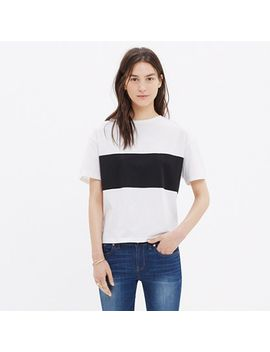 won-hundred®-tell-tee by madewell