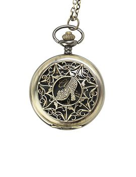 disney-cinderella-pocket-watch-necklace by hot-topic