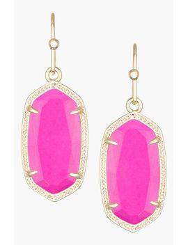 dani-stone-drop-earrings by kendra-scott