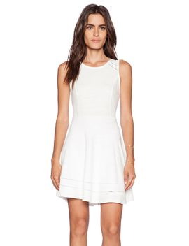 terry-with-lattice-trim-dress by splendid