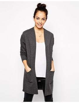 new-look-longline-pocket-cardigan by new-look