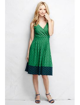 womens-fit-and-flare-dress---pattern by lands-end