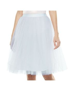 disneys-cinderella-a-collection-by-lc-lauren-conrad-tulle-skirt---womens by kohls