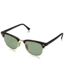 ray-ban-rb3016-classic-clubmaster-sunglasses by ray-ban