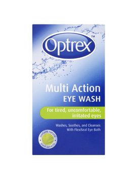 optrex-multi-action-eye-wash-100ml by optrex
