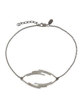 the-outnetcaya-oxidized-bracelet by maria-black