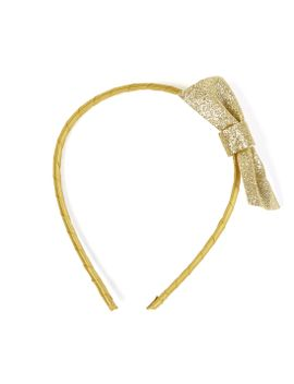 glitter-bow-headband by nautica