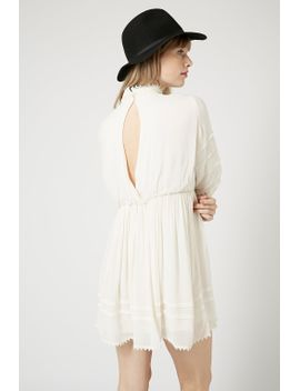 high-neck-victoriana-dress by topshop