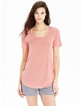 womens-tulip-hem-tees by old-navy