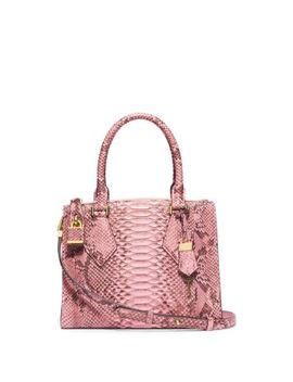 casey-small-python-satchel by michael-kors