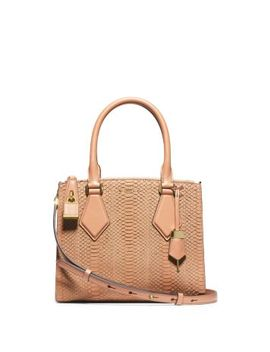 casey-small-sueded-snakeskin-satchel by michael-kors