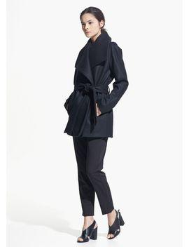 wraparound-wool-blend-coat by mango