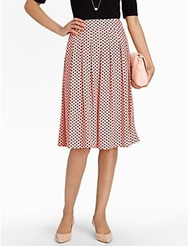 shadow-box-pleated-skirt by talbots