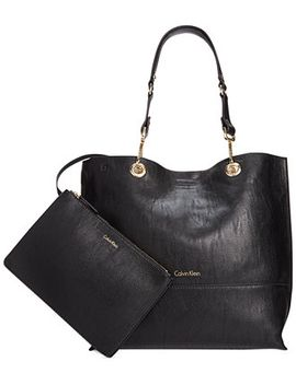 reversible-tote-with-pouch by calvin-klein
