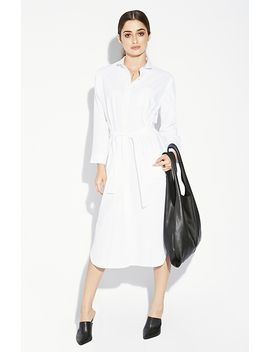 artist-cotton-midi-dress by dl
