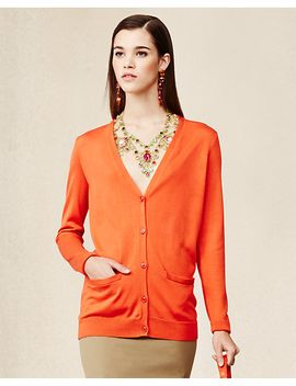 silk-cashmere-cardigan by ralph-lauren