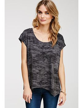 abstract-asymmetrical-hem-top by forever-21