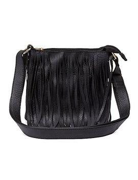 fringe-cross-body-purse by charlotte-russe